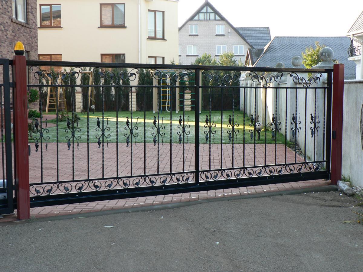 ežys varpos prie tvoros)